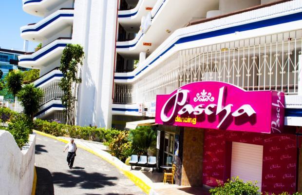 фотографии отеля Apartamentos Tamaran изображение №27