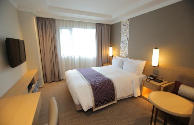 фотографии отеля Royal Hotel Seoul изображение №11