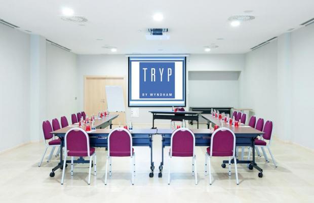 фото отеля Tryp Zaragoza изображение №5