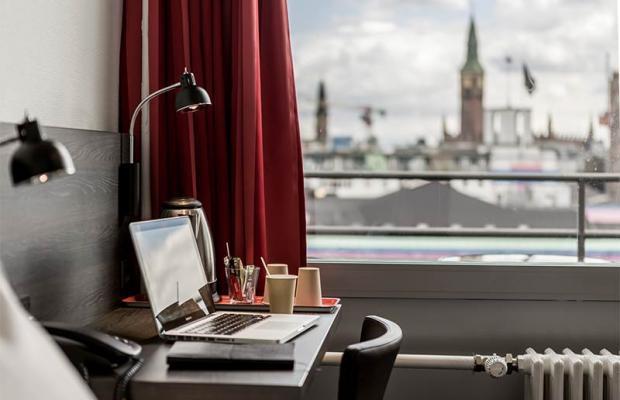 фотографии отеля Copenhagen Mercur Hotel (ex. Best Western Mercur Hotel) изображение №23