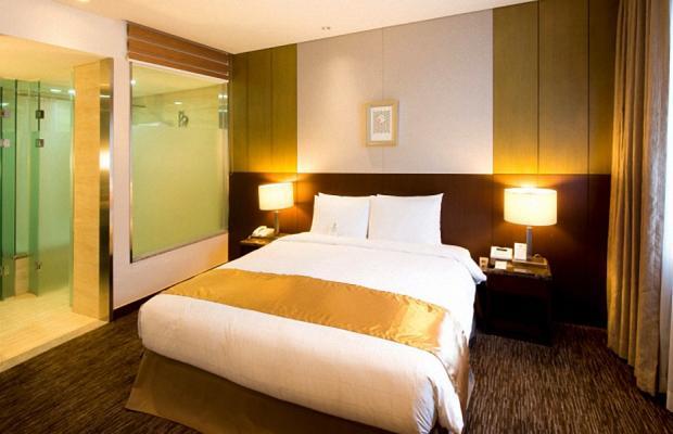 фотографии отеля Stanford Hotel Seoul изображение №19