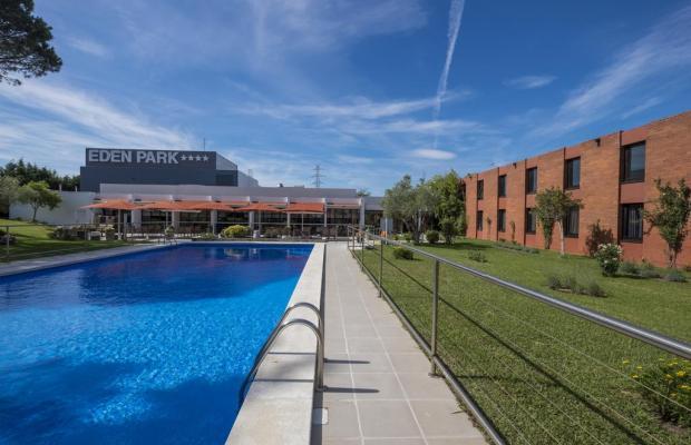 фотографии отеля Eden Park Hotel (ex. Novotel Girona Aeropuerto) изображение №11
