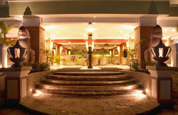 фотографии отеля Cambodian Resort изображение №23