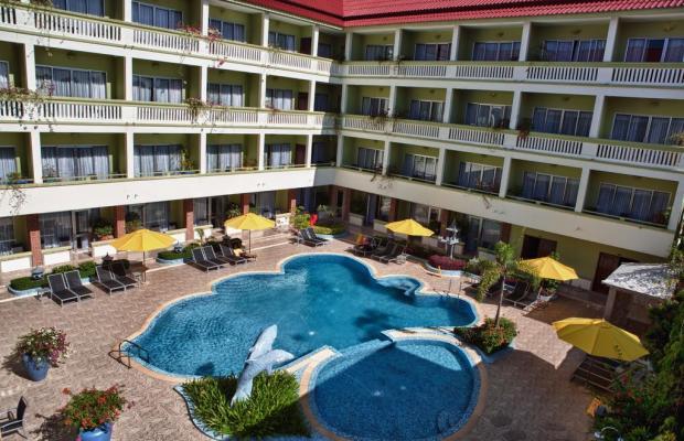 фотографии отеля Cambodian Resort изображение №19