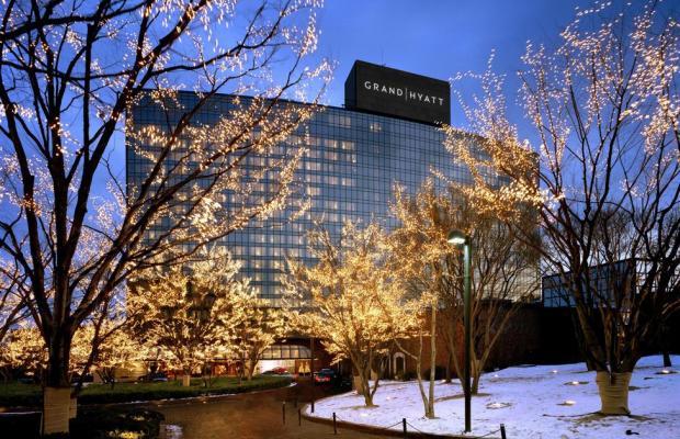 фотографии отеля Grand Hyatt Seoul изображение №11