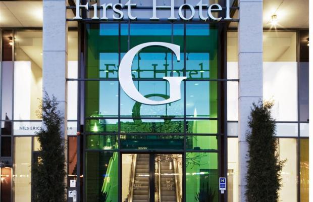 фотографии First Hotel G изображение №8