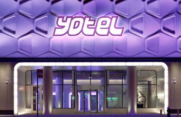 фото отеля Yotel изображение №1