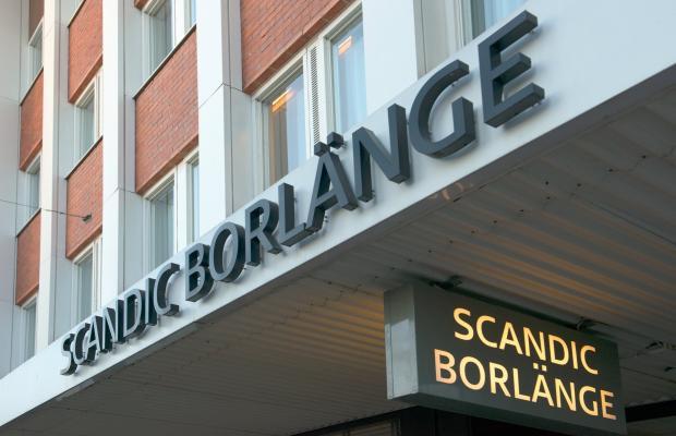 фотографии отеля Scandic Borlange изображение №15