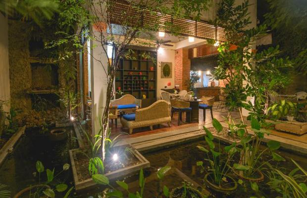 фото Frangipani Fine Arts Hotel изображение №26