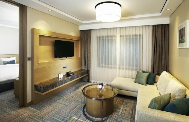 фотографии Novotel Ambassador Seoul Gangnam Hotel изображение №12