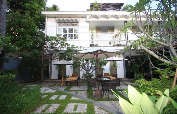 фото отеля Frangipani Villa-90s изображение №1