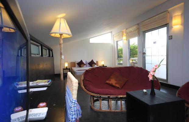 фотографии отеля Frangipani Villa-90s изображение №27