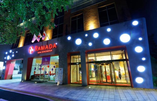 фото отеля Ramada Seoul Dongdaemun изображение №13