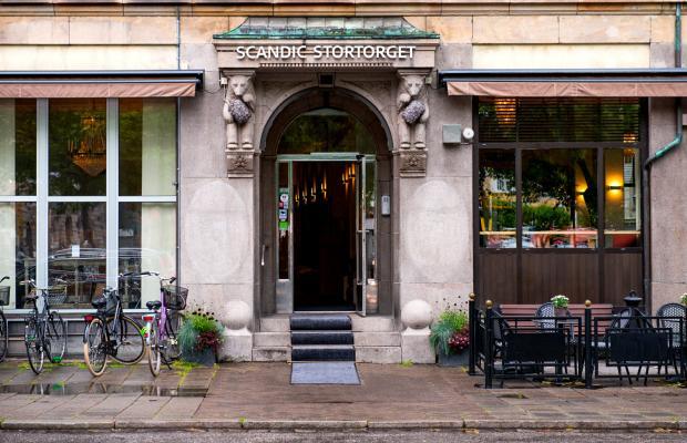 фотографии Scandic Stortorget (Rica Hotel Malmо) изображение №24
