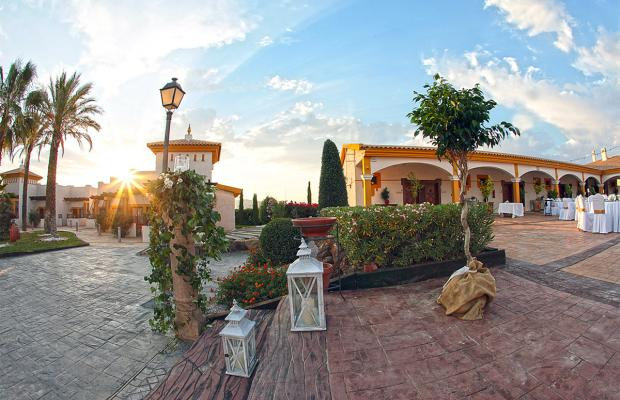 фотографии отеля Hacienda Real Los Olivos изображение №55