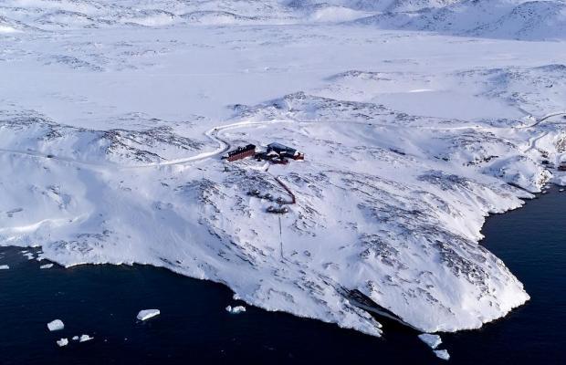 фото отеля Hotel Arctic изображение №1