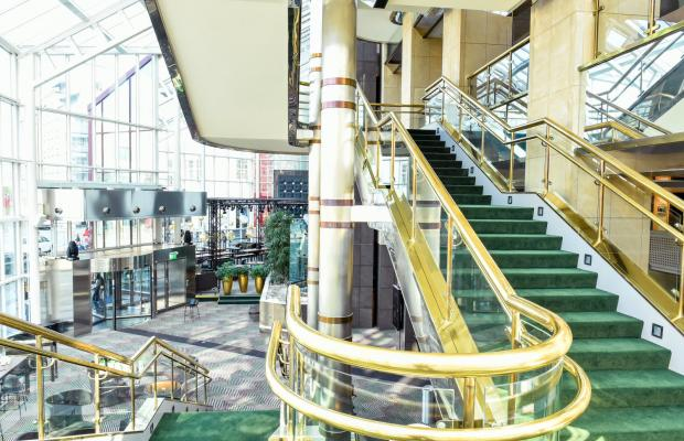 фото Scandic Triangeln (ех. Hilton Malmo City) изображение №54
