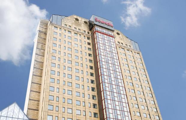 фото Scandic Triangeln (ех. Hilton Malmo City) изображение №10