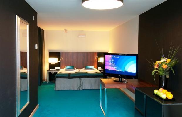 фото отеля Radisson Blu Hotel Malmo (ех. Radisson SAS Malmo) изображение №5