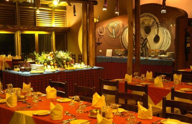 фото отеля Amboseli Serena Safari Lodge изображение №17
