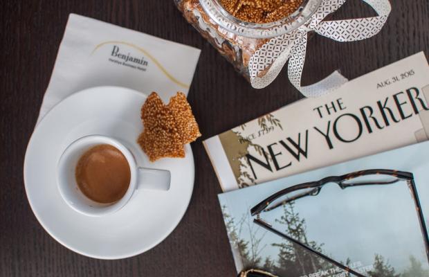 фотографии Benjamin Herzliya Business Hotel изображение №16