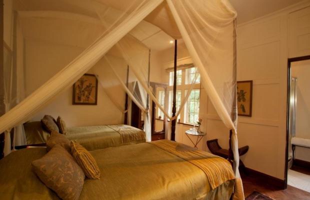 фотографии отеля Giraffe Manor изображение №15