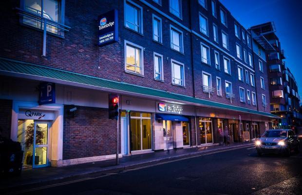 фотографии отеля Travelodge Stephens Green (ex. Mercer) изображение №19