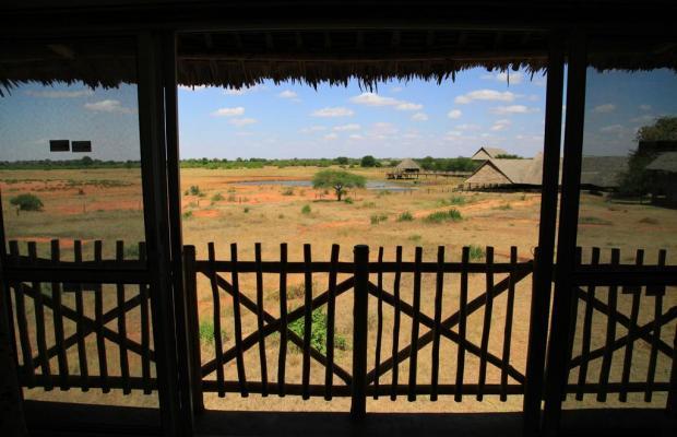 фото отеля Voi Wildlife Lodge изображение №17
