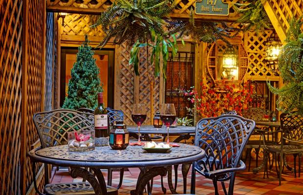 фотографии отеля Casablanca Hotel by Library Hotel Collection изображение №31