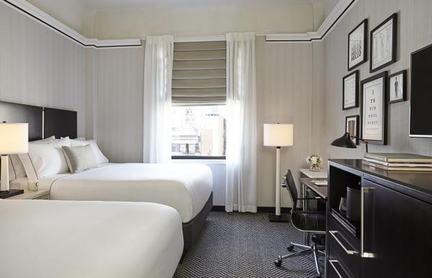 фото The Gregory Hotel (ex. Comfort Inn Manhattan) изображение №10