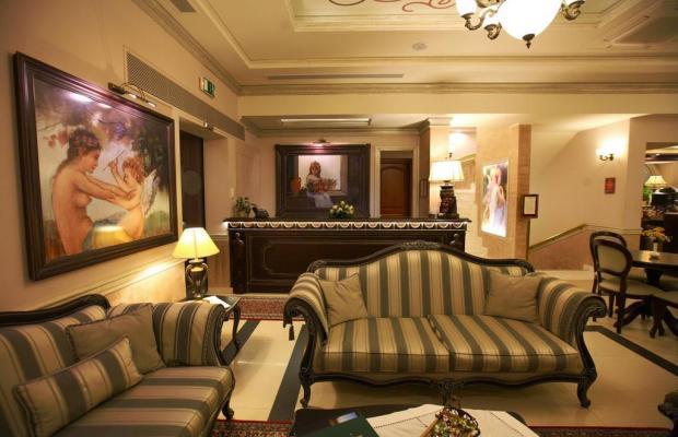 фотографии отеля Theofilos Paradise Boutique Hotel изображение №15