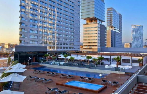 фото отеля Hilton Diagonal Mar Barcelona изображение №109