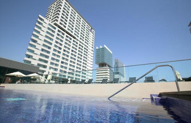 фотографии отеля Hilton Diagonal Mar Barcelona изображение №95