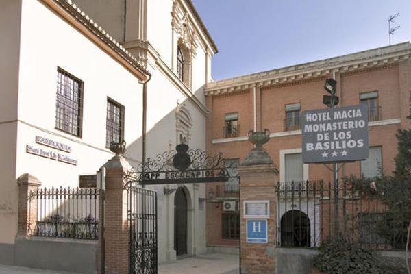 фото отеля Macia Monasterio Los Basilios изображение №1