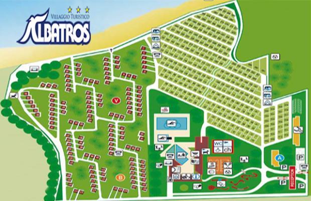 фотографии отеля Villaggio Albatros (ex. Marina Julia Camping Vllage) изображение №19