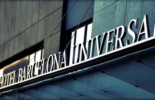 фотографии отеля Hotel Barcelona Universal изображение №39