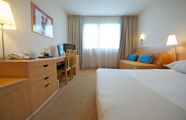 фото отеля Hotel Novotel Torino Corso Giulio Cesare изображение №21