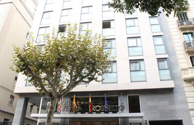 фото отеля Evenia Rossello Hotel изображение №1