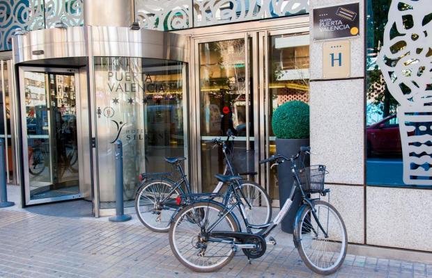 фото Silken Puerta de Valencia изображение №10