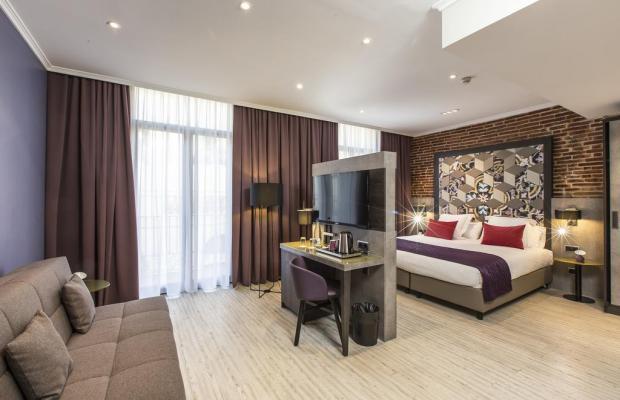 фотографии отеля Leonardo Hotel Barcelona Las Ramblas (ех. Hotel Principal) изображение №27