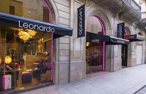 фотографии отеля Leonardo Hotel Barcelona Las Ramblas (ех. Hotel Principal) изображение №11