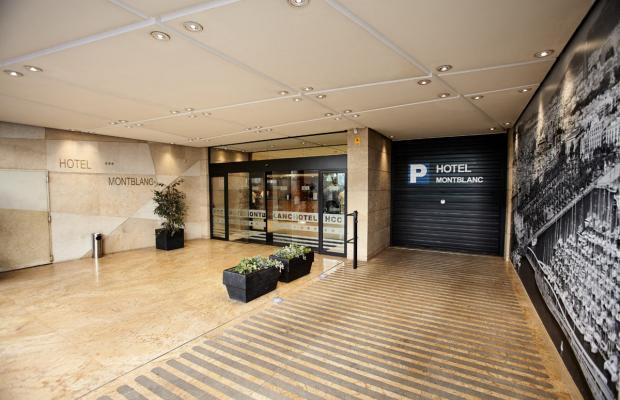 фотографии отеля HCC Montblanc изображение №27