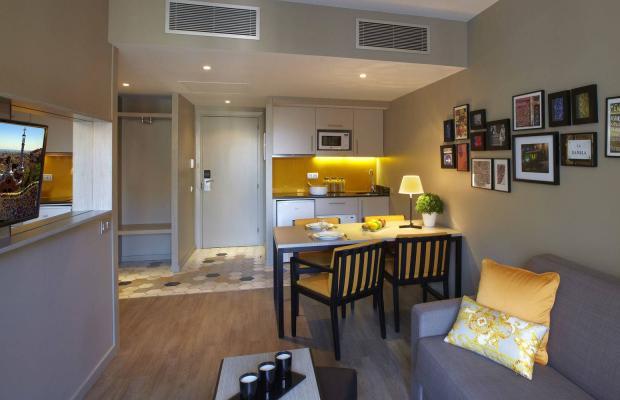 фотографии отеля Citadines Ramblas Hotel изображение №15