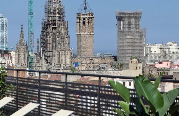 фотографии отеля Citadines Ramblas Hotel изображение №7