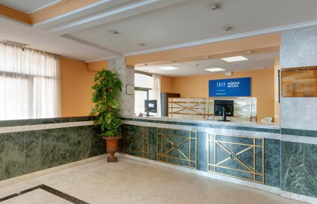 фотографии отеля Tryp Merida Medea изображение №35