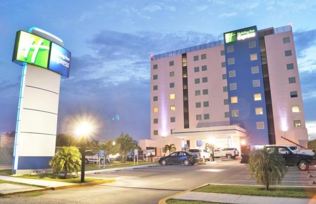 фотографии отеля Holiday Inn Express Merida изображение №3