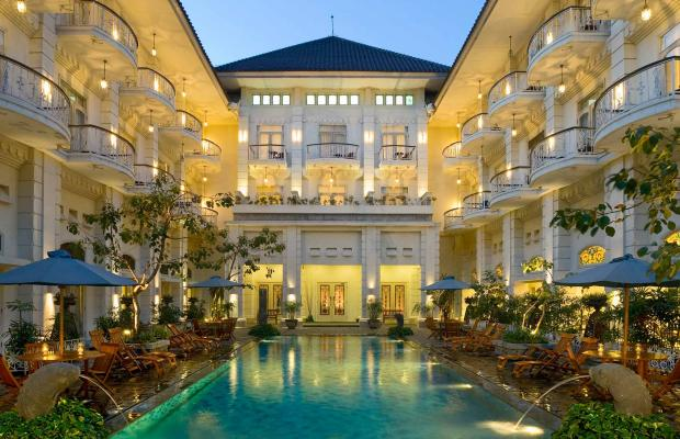фото отеля MGallery by Sofitel The Phoenix Hotel Yogyakarta изображение №1