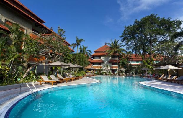 фото отеля White Rose Kuta Resort, Villas & Spa изображение №1