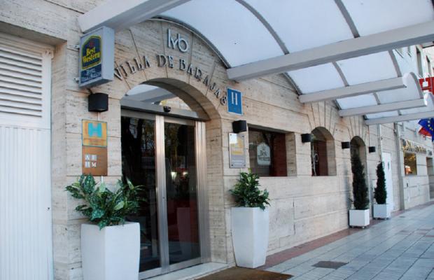 фото отеля Best Western Hotel Villa De Barajas изображение №1