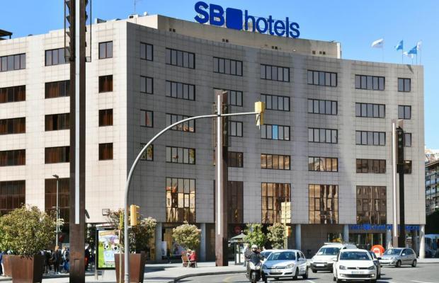 фото отеля Hotel SB Ciutat de Tarragona изображение №1